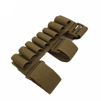 Tactical 8 Round Gun Shell Holder Bolsa de municiones