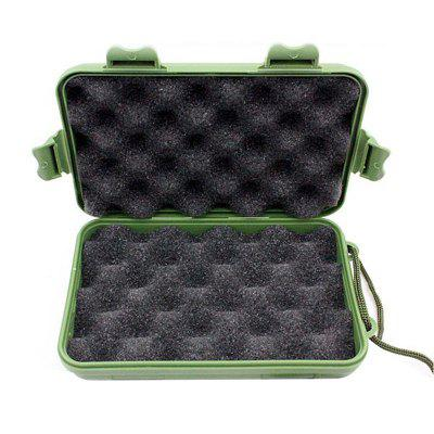 Multifunctional Packaging Box for Outdoor Travel