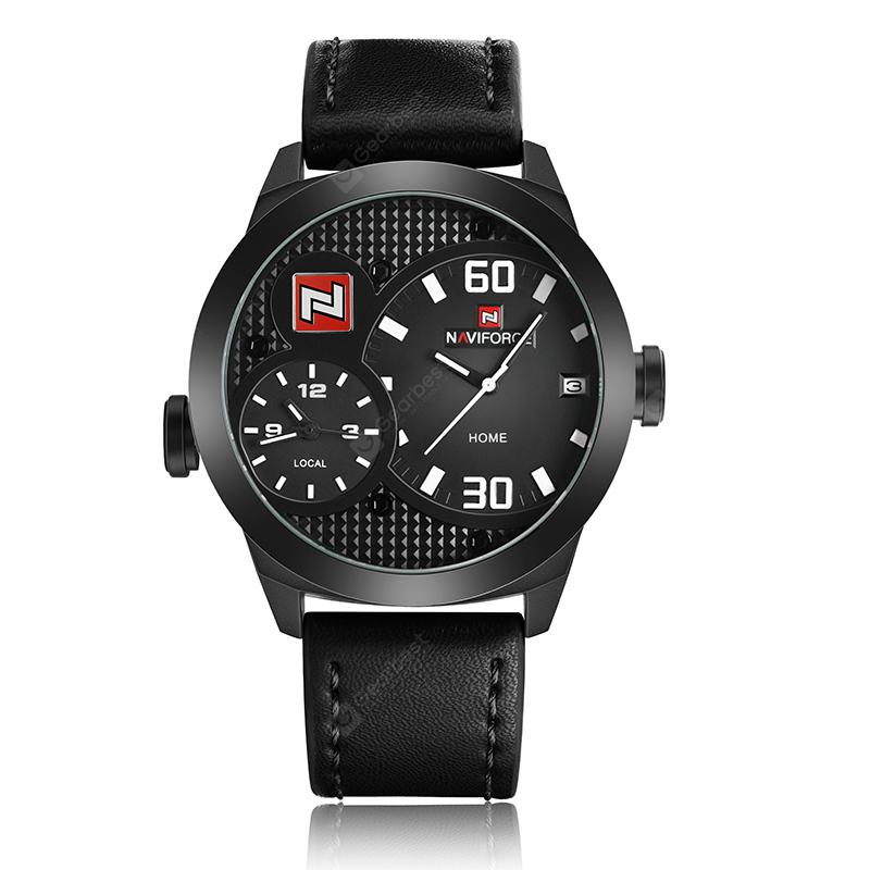 NAVIFORCE Men's Fashion Quartz Watch