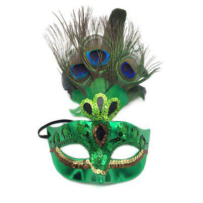 Halloween  Mask for beauty  Women Party Costume Accessory fashion Ball Mask