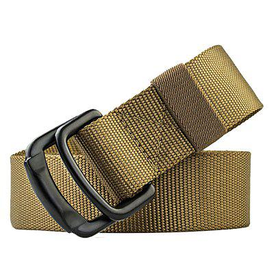 COWATHER Outdoor Leisure Tactical Multi-funzione fibbia cinturino in tela di nylon