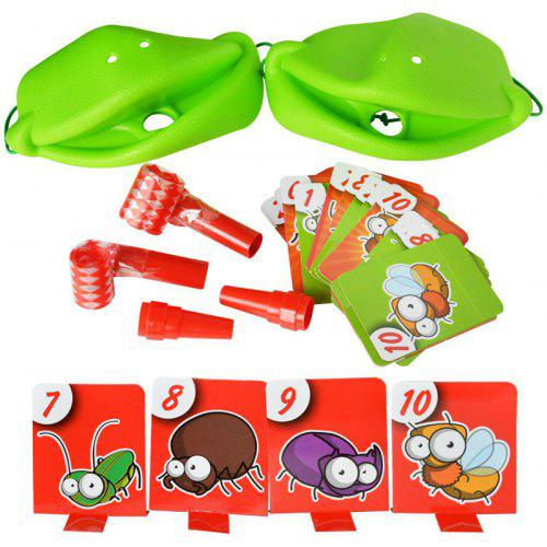 Chameleon Tongue Funny Board Game for Family Party Toy
