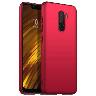 Shockproof Slim Hard PC Full Skin Touch Cover Case for Xiaomi Pocophone F1