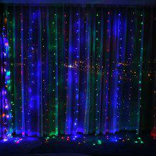 7 off starlight led outdoor string lights 300 icicles christmas lights