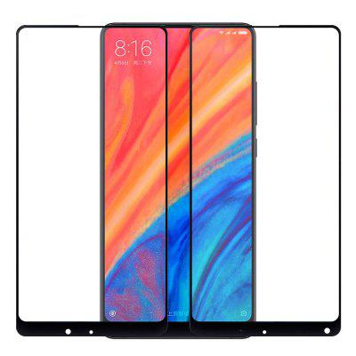 Mrnorthjoe 2PCS Full Screen Coverage Film in vetro temperato per Xiaomi Mi Mix 2S