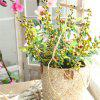 Vivid Little Berries Artificial Flower Home Wedding Party Decorations - AVOCADO GREEN