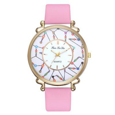 Ladies Watch Fashion Luxury Women Watch Clock Women
