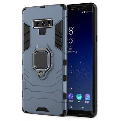 Ring Buckle Kickstand Armor Case voor Samsung Galaxy Note9