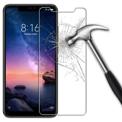 Tempered Glass Screen Protector for Xiaomi Redmi Note 6 Pro Not Full Cover