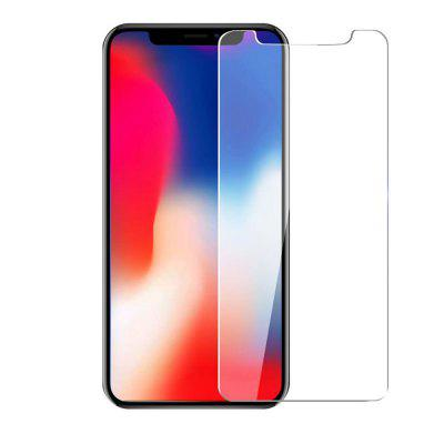 3 Pack HD Explosion-Proof for iPhone XS Max Screen Protector Reinforced Glass Film
