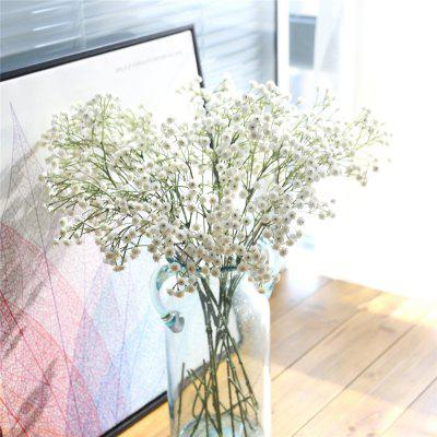 Artificial Flower Babysbreath Bridal Bouquet Home Party Wedding Decorations