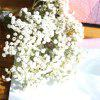 Artificial Flower Babysbreath Bridal Bouquet Home Party Wedding Decorations - WHITE