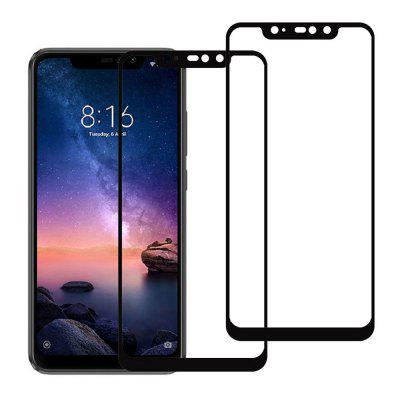 Tempered Glass Screen Protector for Xiaomi Redmi Note 6 Pro 2PCS