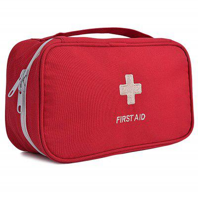 First Aid Bag Medical Bag Empty Portable Pouch for Outdoor