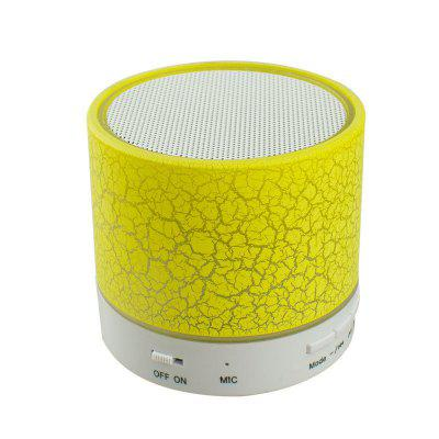 Colorful Wireless Portable Bluetooth Speaker Subwoofer Mini Card Stereo