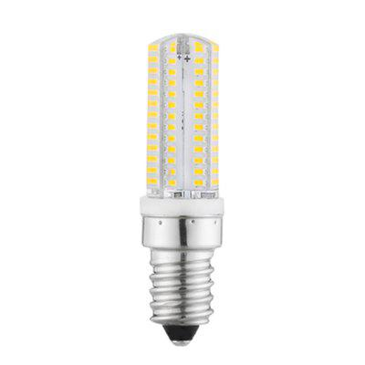 OMTO G4 G9 E14 SMD 3014 Silikonová LED lampa 104Led 220V Bi-pin Light