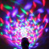 YWXLight LED Flashlight Colorful / White Stage Light for Dual Use 3W - BLACK