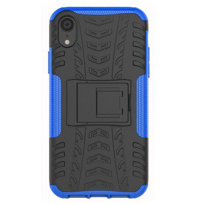 Shockproof Back Cover Armor Hard Silicone Case for iPhone XR