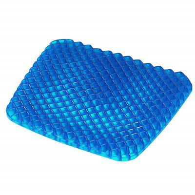 Gel Seat Cushion Non Slip Egg Sitter Pad Breathable Pressure Sore Relief