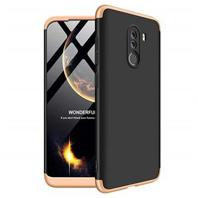 3 в 1 Full Protection Ultra Slim PC Hard Case для Xiaomi Pocophone F1