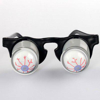 Those Trick Trick Halloween Props Funny Glasses Eye Glasses Wedding Spoof April