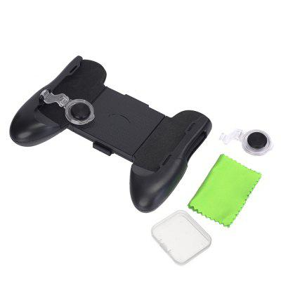 3 w 1 Mobile Game Trigger Controller Fire Button Gamepad Cel Joysticka