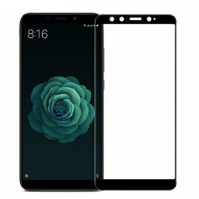 9H 0.26mm Full Cover Tempered Glass screen Protector for Xiaomi Mi A2 / Mi 6X