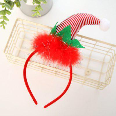 Christmas Child Gift Party Decoration The Clown Hat Hair Band
