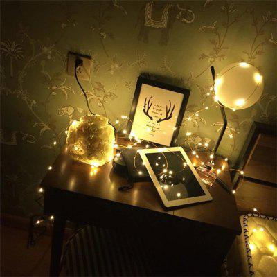LED Copper Wire String Lights   Christmas Lights for Party Wedding Bedroom Chris