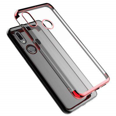 Ultra Thin Soft TPU Electroplating Transparent Case for Huawei Honor Note 10
