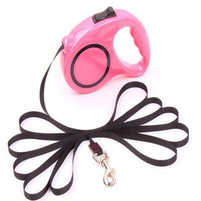 Pet Dog Leash Out Walking The Dog Rope Automatic Telescopic Pet Tractor