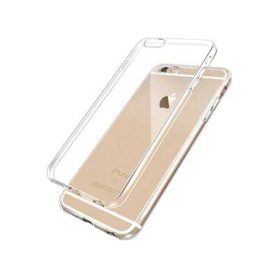 Q-Ultra Thin TPU Soft Transparent Clear Crystal Case for IPhone 6 / 6S