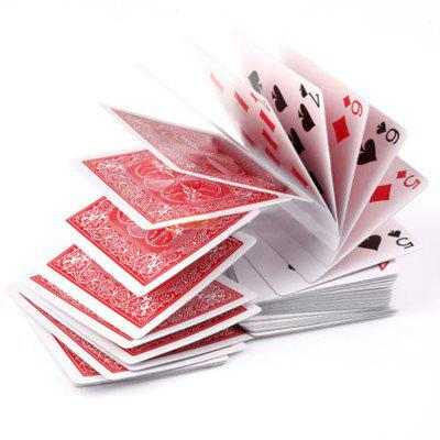Electric Falls Playing Card Close Range Magic Props