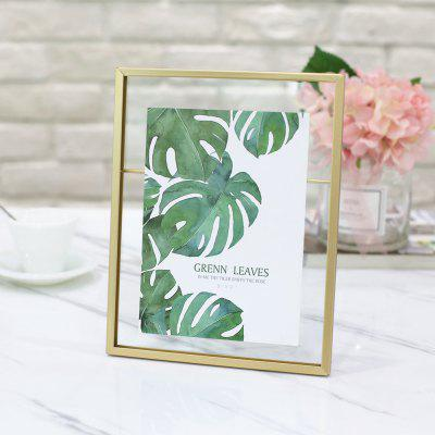Modern Style Metal Photo Picture Frame Home Fashion Decorations