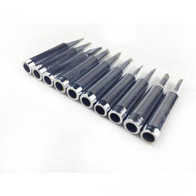 10PC Soldering Iron Head Assembly