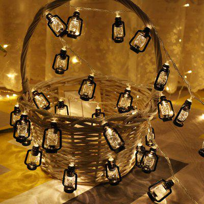 10LED Battery Box Kerosene Lamp