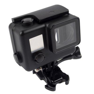 Ismartdigi i225A 45M Waterproof Housing Case with Touch Screen for Gopro Hero 4