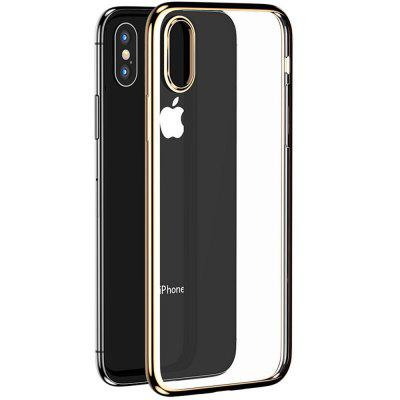 Benks Electroplating TPU Protective Case for iPhone XS Max