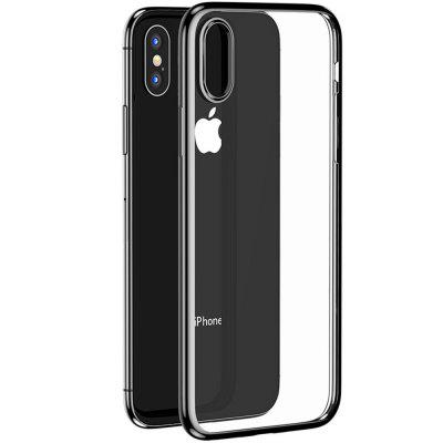Benks Electroplating Soft TPU Protective Case for iPhone XS