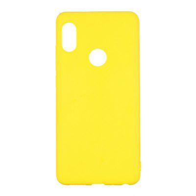 Ultrathin Soft TPU Candy Color Back Cover Case for Xiaomi Redmi Note 5 Pro