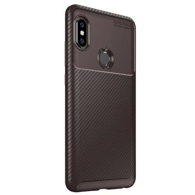 Luxo Anti-Drop Soft TPU para Xiaomi Redmi Note 5 / Nota 5 Pro