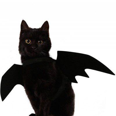 Halloween Pet Bat Křídla Cat Dog Bat Kostým
