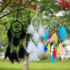 Feather Crafts Dream Wind Chimes Handmade Dreamcatcher Net for Wall - FANTASTIC