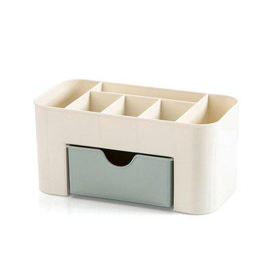 Household Plastic Desktop Storage Box