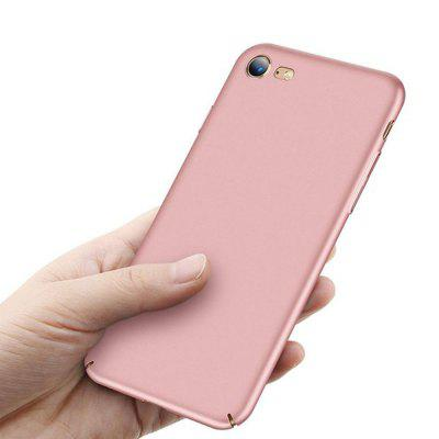 for Iphone 7 Case Shock-Absorptionskid-Proof Case Slim Fit Shell Hard Plastic Full Protective Anti-Scratch Resistant Cover Case