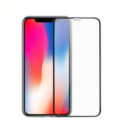 Tempered Glass Full Screen Protector for iPhone X