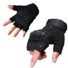 8cdc4e2e1c9adb 15% OFF Herren Outdoor Taktik und Semi-Voller Finger O-Rutsch Anti-Rutsch  Handschuh