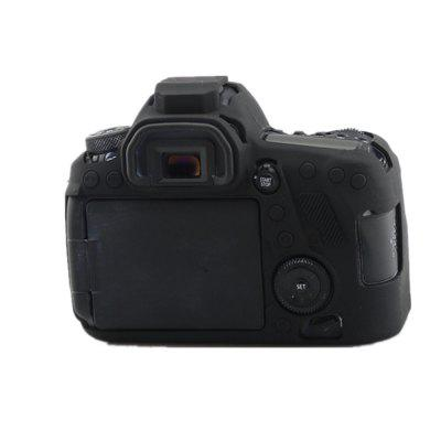 The Camera Case Silicone Armor Skin DSLR Camera Body Cover for Canon 6D2