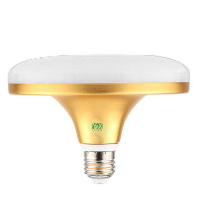 YWXLight E27 24W Energy Saving LED Bulb Flat High Power UFO LED Ceiling Lamps
