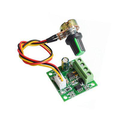 PWM Dc Motor  Regulator 1.8v 3V 5V 6V 12V 2A Speed Control Module